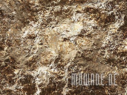 edle foto-tapete gold fels-struktur
