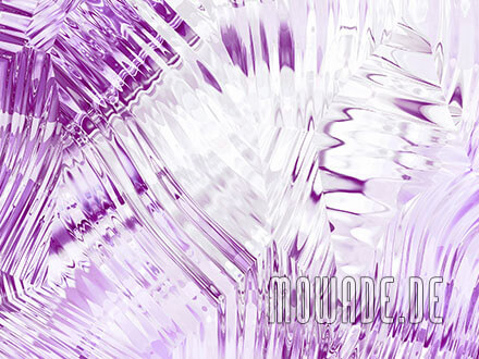 avantgardistische designtapete violett weiss