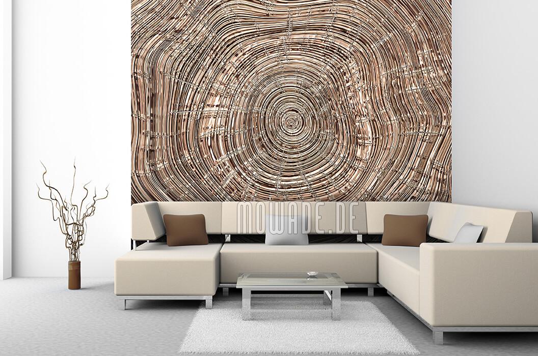 Einzigartige Wandmotive von Mowade