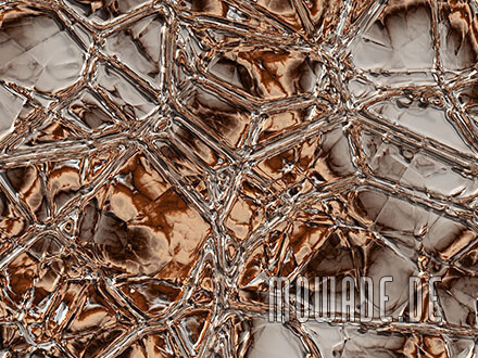 vliestapeten braun grau objektbereich metalloptik