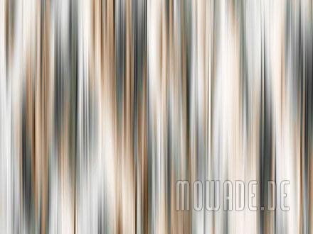 frisches tapetendesign grau braun wohnzimmer weiche schimmernde streifen