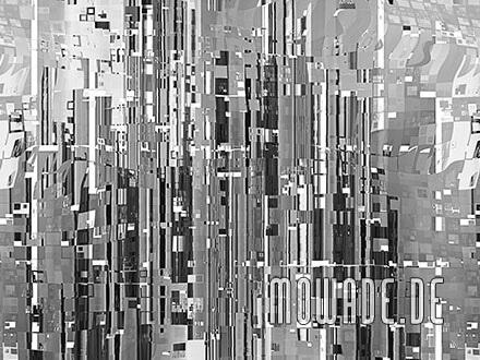 kunst foto-tapete grau stadtlandschaft
