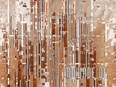 kunst online kaufen orange moderne stadt-landschaft