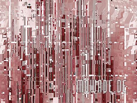 moderne kunst-tapete rot online stadt-landschaft