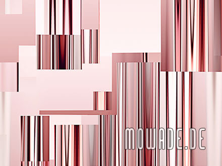 modernes wanddesign rot bild tapete vlies abstrakte stadt-ansicht-skyline