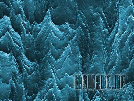 tapeten wohnzimmer tuerkis hotel bar ausgefallen abstrakte berglandschaft