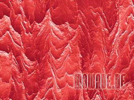 tapeten wohnzimmer zinnober rot hotel bar ausgefallen abstrakte berglandschaft