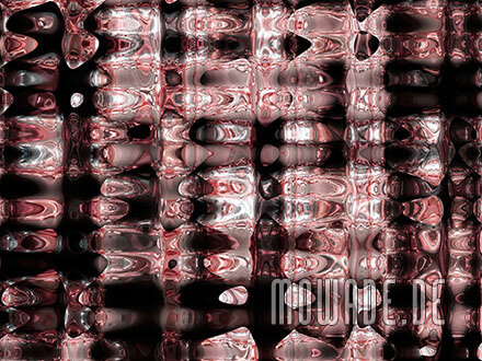 wandtapete rot schwarz wohnzimmer bar metall-optik