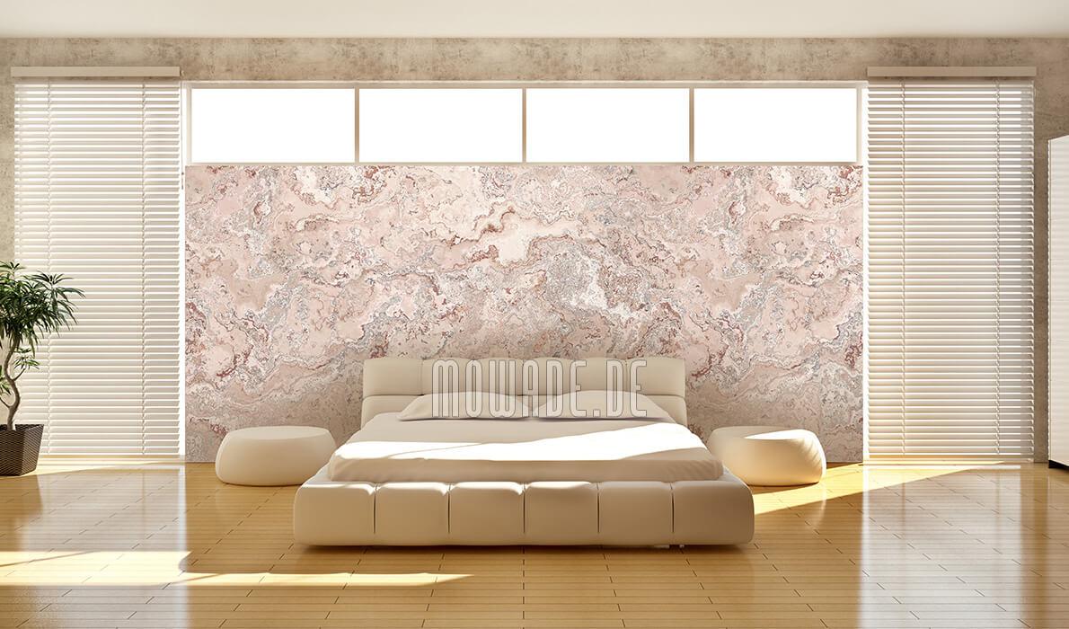 wandbelag ecru erd-stein-struktur lounge wohnzimmer tapete online