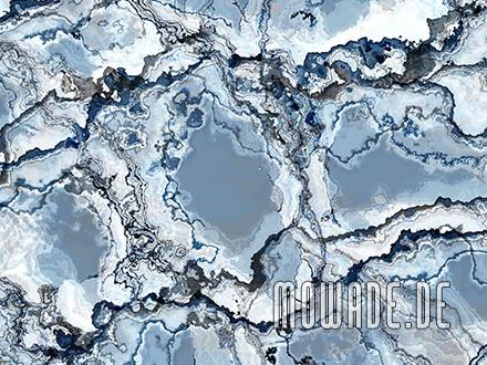 tapeten online hellblau schwarz abstraktes muster