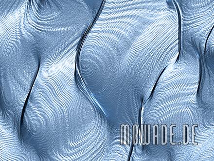 vliestapete blau extravagantes muster