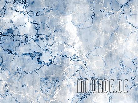 fototapete steinoptik blau online kaufen
