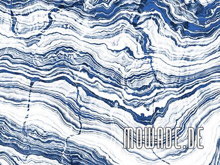 fototapete steinoptik weiss blau gesteinsschichten