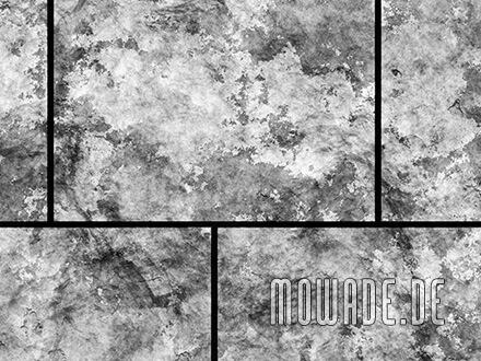 steinoptik wand wohnzimmer-tapete grau