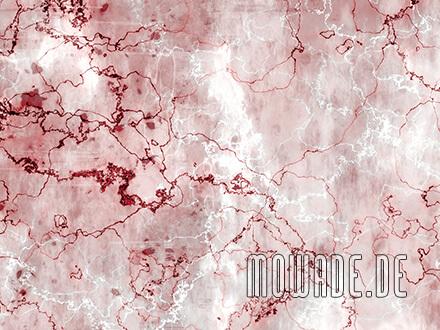 tapete shabby vintage weiss rot vliestapete