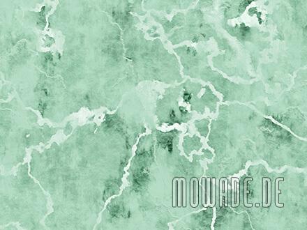 vliestapete pastell gruen steinstruktur ausgebleicht