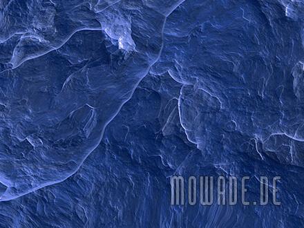 vliestapete schiefer blau
